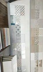 Kajaria Ceramic Mosaic kitchen Wall Tile, Thickness: 0-5 mm, Size: 30 * 60 (cm)