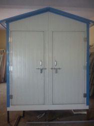 Plain puf panel  Door