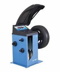 WB DL 65 DSP Digital Wheel Balancer
