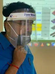 Face Shield Helmet