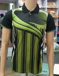 Polyester Printed Sublimation T-Shirt