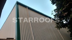Roofing Shed Work Fabrication