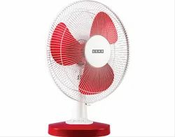 Usha Mist Air Duos Red 400 mm Table Fan