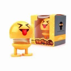 Emoji Spring Bobble Head