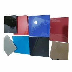 Colored Plain Glass