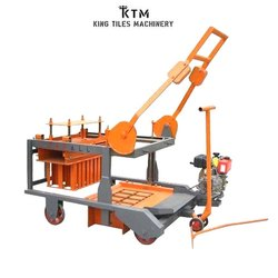 Cement Tiles Making Machine