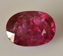 Natural Ruby 3.96 ct.