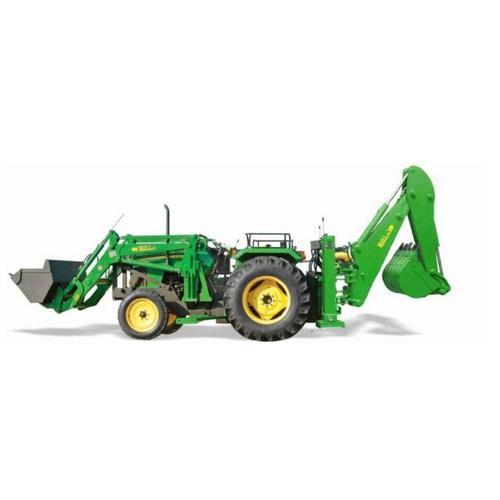 Bull 3500 mm Backhoe Loader And Dozer Tractor Attachments