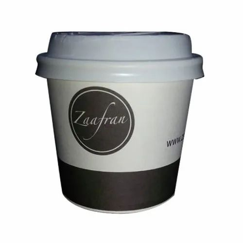 Disposable Coffee Paper Cup, Packaging Type: Packet, Capacity: 150 Ml