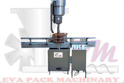 Stainless Steel Automatic Screw Capping Machine