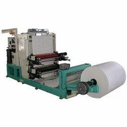 Single Phase Semi Automatic Die Punching Machine