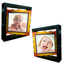 Wooden Black Vw-rf Sublimation Photo Frame For Tile