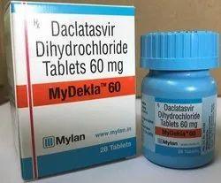 Dalatasvir Dihydrocholoride Tablets