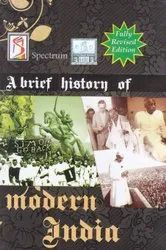 Rajiv Ahir English Brief History Of Modern India ( Spectrum) Book