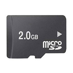 Memory Card, Size: 2 GB