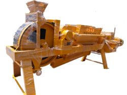 single Die Rotary Type Brick Machine