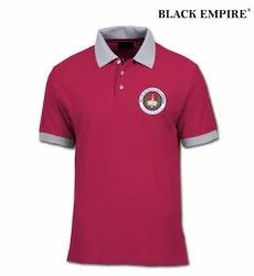 Black empire Red,Green School T Shirt, For Casual Wear