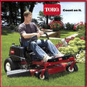 Toro Ride On Mower