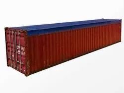 40 FOOT OPEN TOP SHIPPING CONTAINER
