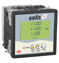 Emfis HT LT And HT Network Meter