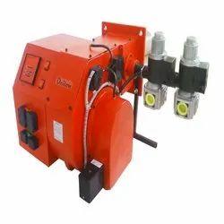 Horizontal Steam Boiler Gas Burner