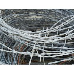 SS Barbed Wire Fencing for Security