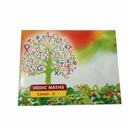 Level 3  Vedic Math  Book