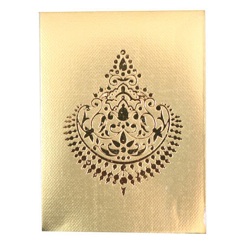 golden wedding card marriage invitation cards shaadi cards