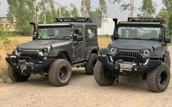 Original Jeep Wrangler, Model Name/Number: Rubicon, 12-15 Quintal
