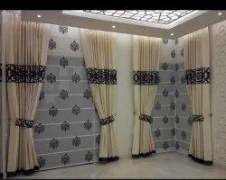 Cotton D Decor Curtain