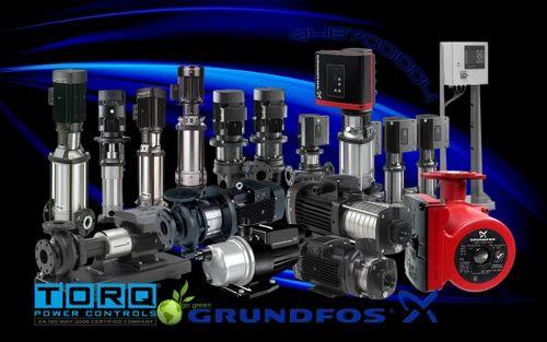 Grundfos Pump_booster Pump