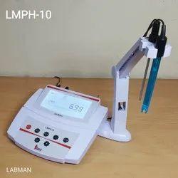 LMPH-10 Benchtop pH Meter