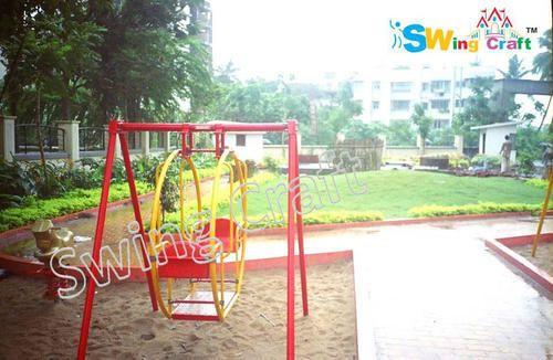 2 Seat Swing Set For School Park School Decor Id 20393024862
