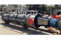 Stainless Steel Agitated Thin Film Evaporators, Automation Grade: Automatic