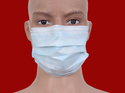 Disposable 2 Ply Face Mask