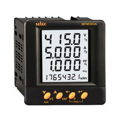 Selec Digital Power Factor Meter, for Industrial