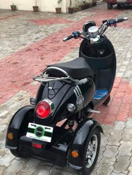 Raftaar Electric Motor Handicapped Scooter, Vehicle Model: Electric 3wheel
