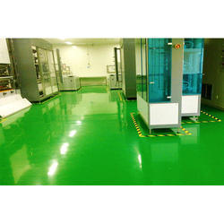 Top Coat Epoxy Flooring Services