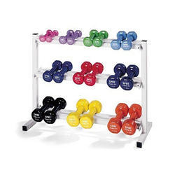 Weight Lifting Dumbbell Rack