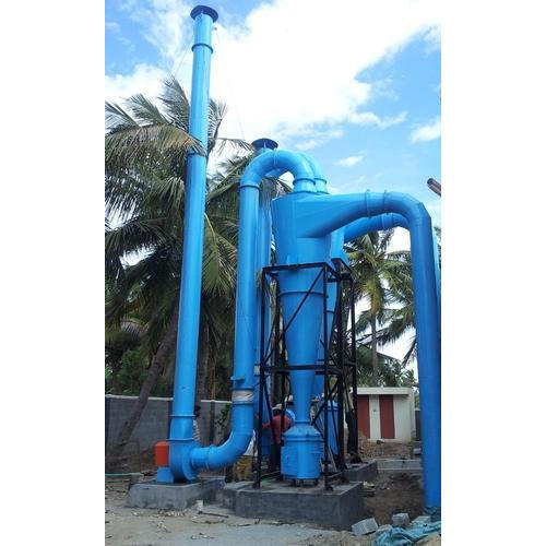 Centralized Cyclonic Dust Collector System