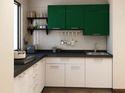 L Shape Modular Kitchen