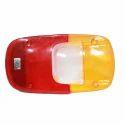 Three Wheeler  Rectangular Tail Light Cover