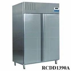 Stainless Steel Blue Star Reach in Refrigerator