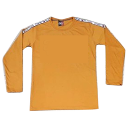 Mens Casual Wear Full Sleeve Cotton T Shirt