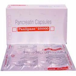 Panlipase Tablet
