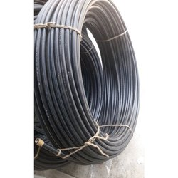 Pvc,Copper Black PVC Electric Cable, Insulation Thickness: 2 mm, 220 V