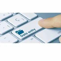 Online non voice Data Entry Work