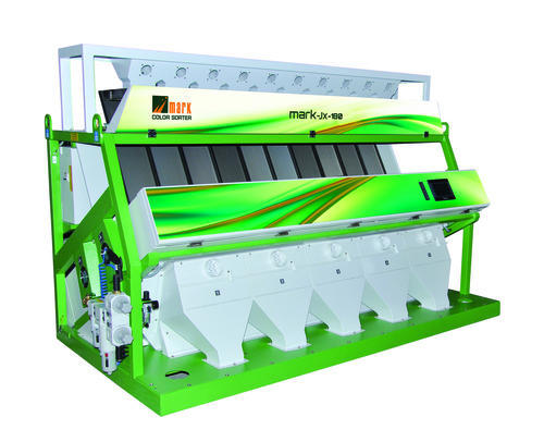 Mark Jx 180 Pulse Sorter, Capacity: 3 To 5 TPH