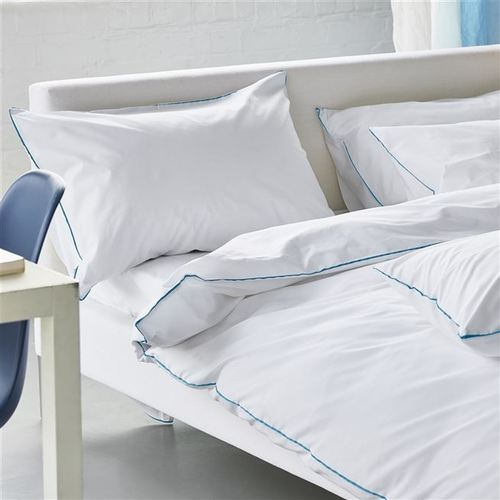 High Quality Cotton White Hospital Bed Sheets, Size: 60X90 Inch