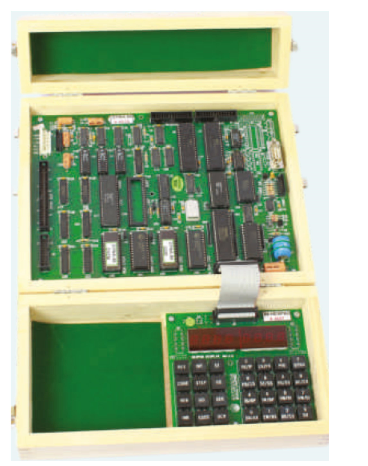 Low Cost 8086 Microprocessor Trainer Kit